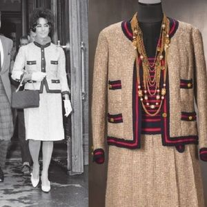Museum Chanel Haute Couture 1960 Coco Tweed Suit